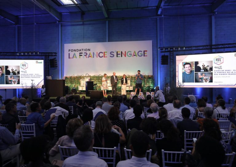 La France s'engage, pour plus d'innovations sociales et solidaires