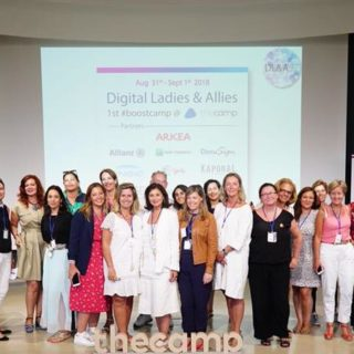 La vie en Digital Ladies & Allies
