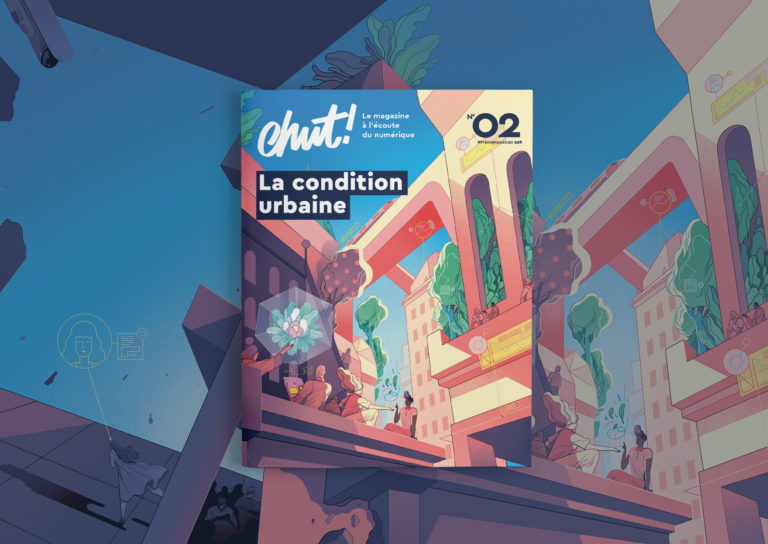 Chut n°2 : La condition urbaine au format podcast